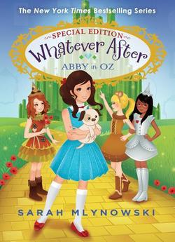 Abby in Oz book