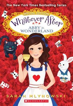 Abby in Wonderland book