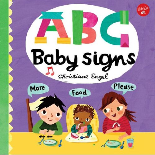 ABC Baby Signs book