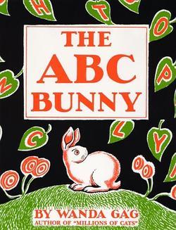 ABC Bunny book