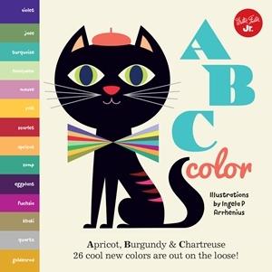 ABC Color book