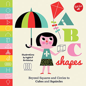 ABC Shapes book