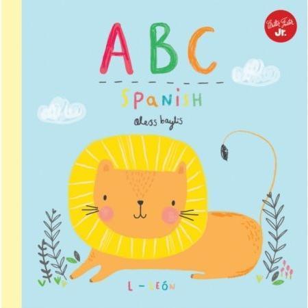 ABC Spanish book