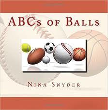 ABCs of Balls book