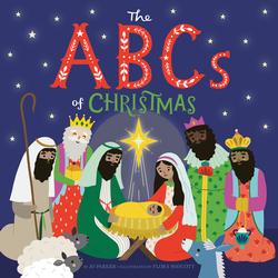 ABCs of Christmas book