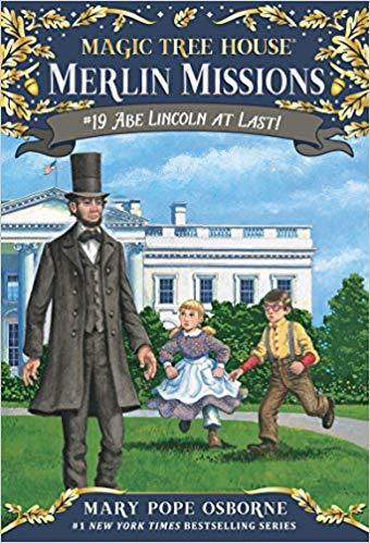 Abe Lincoln at Last! book