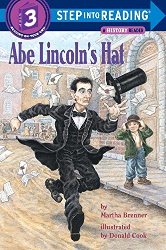 Abe Lincoln's Hat book