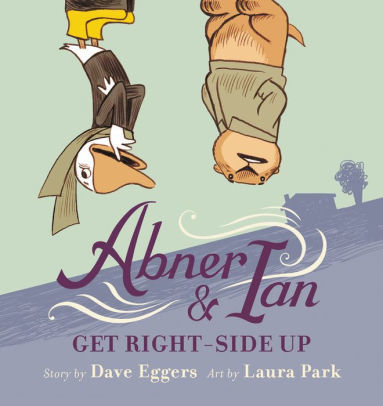 Abner & Ian Get Right-Side Up book