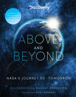 Above and Beyond book