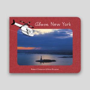 Above New York book