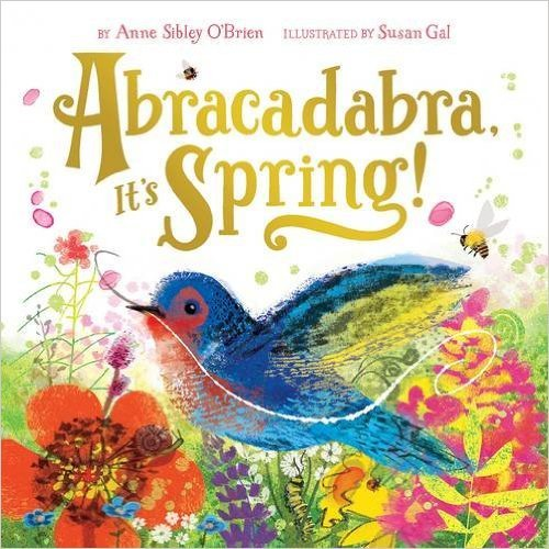 Abracadabra, It's Spring! book