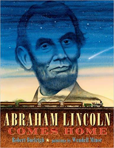 Abraham Lincoln Comes Home book