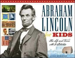 Abraham Lincoln for Kids book