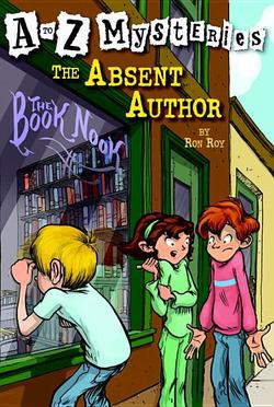 Absent Author book