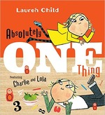 Absolutely One Thing book