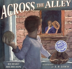 Across The Alley book