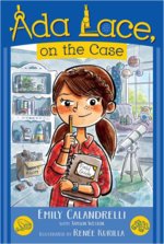 Ada Lace, on the Case book