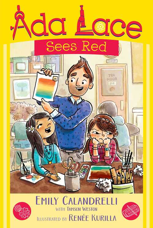 Ada Lace Sees Red Book