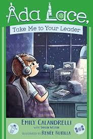 Ada  Lace,  Take  Me  to  Your  Leader book