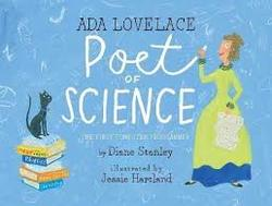 Ada Lovelace, Poet of Science book