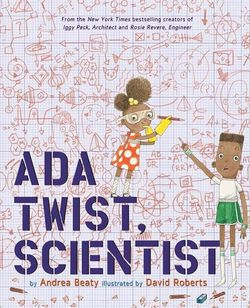 Ada Twist, Scientist book