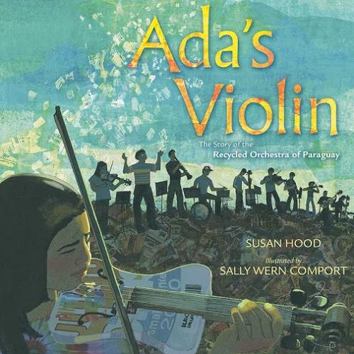 Ada's Violin book