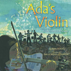 Ada's Violin book