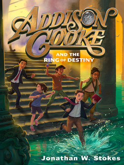 Addison Cooke and the Ring of Destiny book