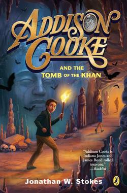 Addison Cooke and the Tomb of the Khan book