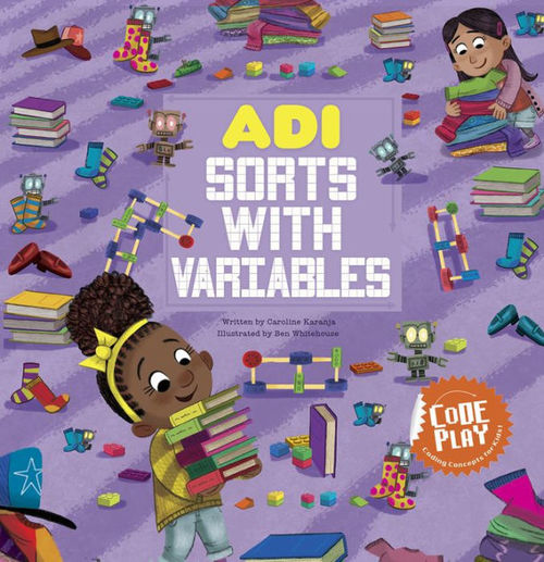Adi Sorts with Variables book