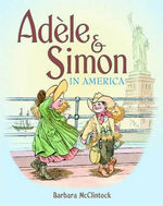Adèle & Simon in America book