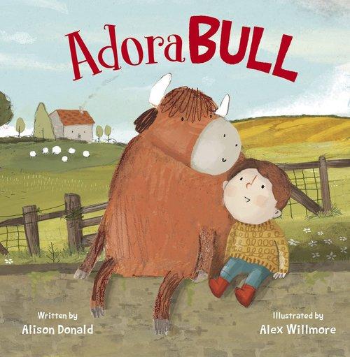 AdoraBULL book