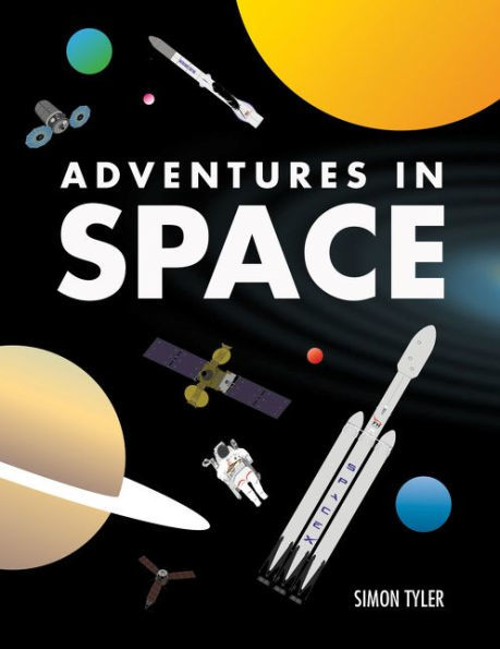 Adventures in Space book