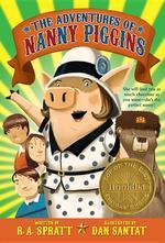 Adventures of Nanny Piggins book