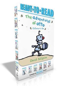 Adventures of Otto Collector's Set: See Otto; See Pip Point; Swing, Otto, Swing!; See Santa Nap; Ride, Otto, Ride!; Go, Otto, Go! book