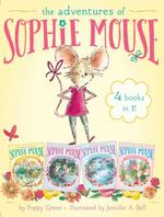 Adventures of Sophie Mouse 4 Books in 1!: A New Friend; The Emerald Berries; Forget-Me-Not Lake; Looking for Winston (Bind-Up) book