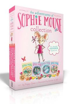 Adventures of Sophie Mouse Collection: A New Friend; The Emerald Berries; Forget-Me-Not Lake; Looking for Winston (Boxed Set) book