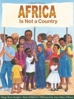 Africa Is Not a Country book
