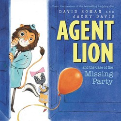 Agent Lion and the Case of the Missing Party book