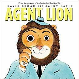 Agent Lion book