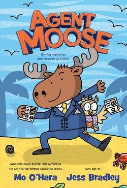 Agent Moose book