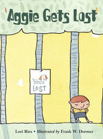 Aggie Gets Lost book