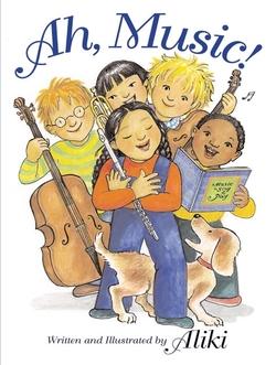 Ah, Music! book