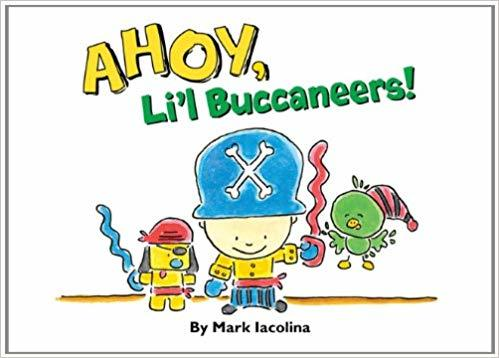 Ahoy, Li'l Buccaneers! Book