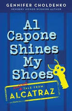 Al Capone Does My Shoes book