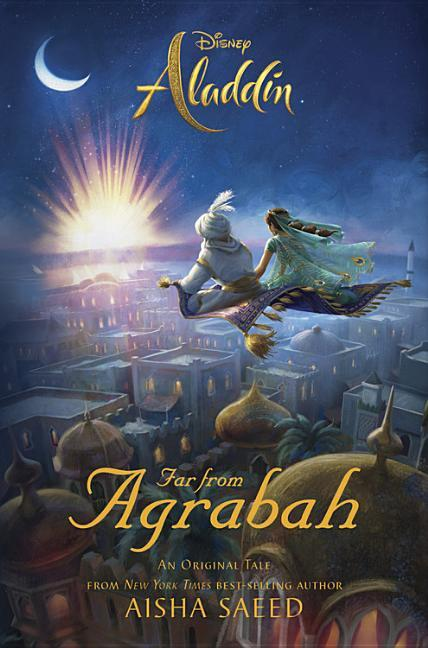 Aladdin: Far from Agrabah book