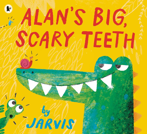 Alan's Big, Scary Teeth book