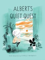 Albert's Quiet Quest book