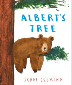 Albert's Tree book