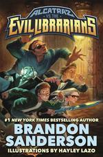 Alcatraz vs. the Evil Librarians book